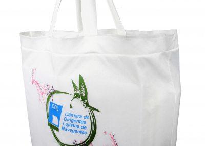Sacola Box Simples - Pet Reciclado